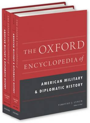 OXFORD ENCYCLOPEDIA OF AMERICAN MILITARY