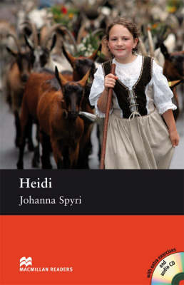 MACM.READERS 4: HEIDI PRE-INTERMEDIATE (