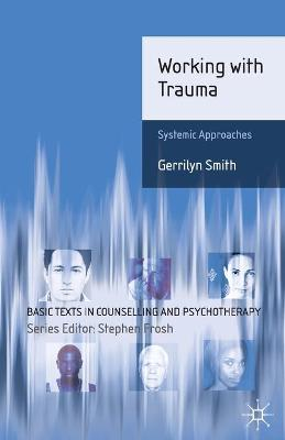 WORKING WITH TRAUMA