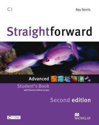 Straightforward Second Edition Student's Book Advanced Level
