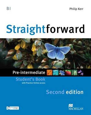 Straightforward 2nd Edition Pre-Intermediate Level Student's Book & Webcode