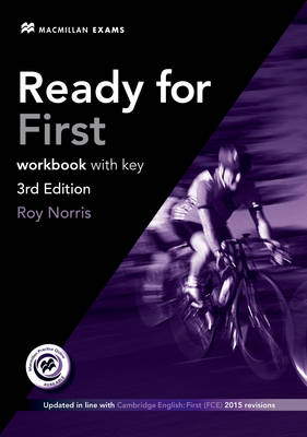 Ready for FCE Workbook (+ Key) + Audio CD Pack