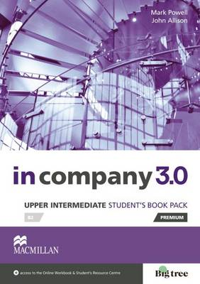 IN COMPANY 3.0 UPPER-INTERMEDIATE SB PAC