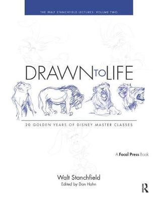 DRAWN TO LIFE: VOL. 2 20 GOLDEN YEARS OF
