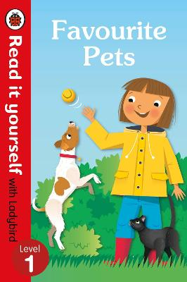 FAVOURITE PETS - READ IT YOURSELF WITH L