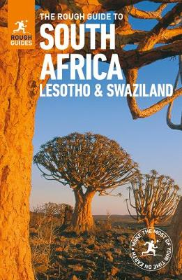 SOUTH AFRICA THE ROUGH GUIDE TO