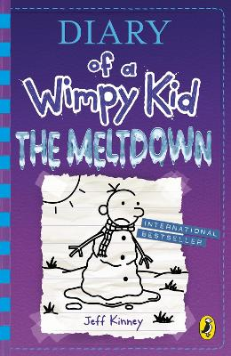 DIARY OF A WIMPY KID: MELTDOWN BOOK 13