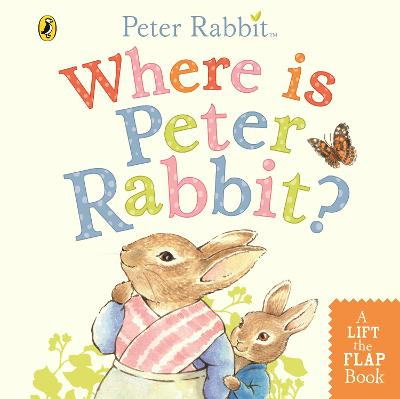 WHERE IS PETER RABBITx