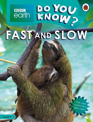 DO YOU KNOWx LEVEL 4 - BBC EARTH FAST AN