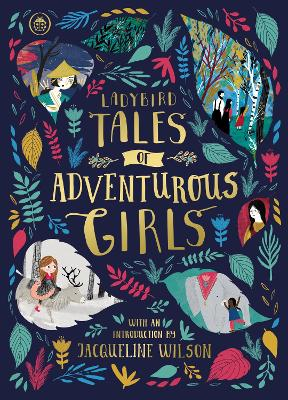 LADYBIRD TALES OF ADVENTUROUS GIRLS