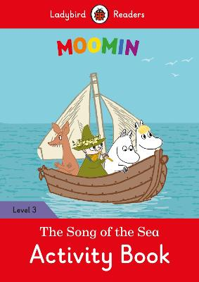MOOMIN & SONG OF SEA ACTIVITY BOOK (LEVE