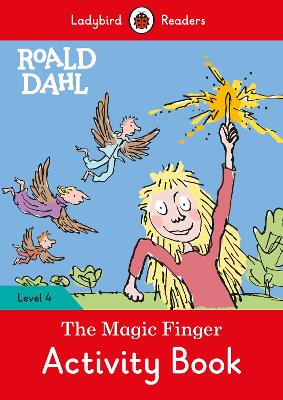 ROALD DAHL: THE MAGIC FINGER ACTIVITY BO