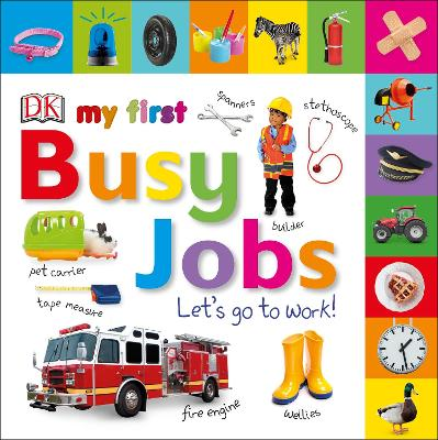 MY FIRST BUSY JOBS LETS GO TO WORK