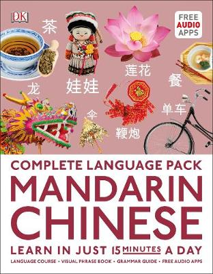 MANDARIN CHINESE LANGUAGE PACK