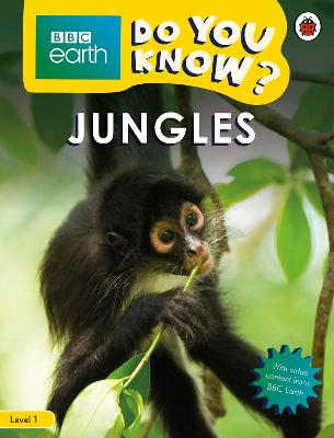 DO YOU KNOWx LEVEL 1 - BBC EARTH JUNGLES