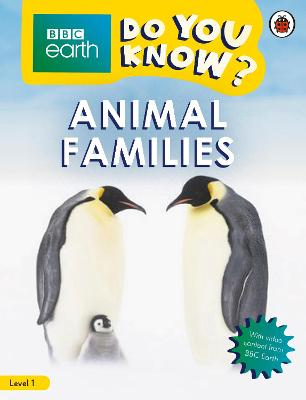 DO YOU KNOWx LEVEL 1 - BBC EARTH ANIMAL