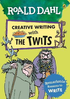 ROALD DAHL CREATIVE WRITING WITH THE TWI