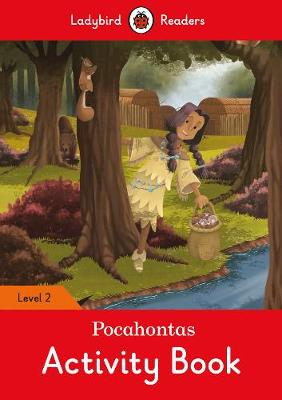 POCAHONTAS ACTIVITY BOOK - LADYBIRD READ