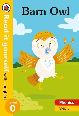 BARN OWL - READ IT YOURSELF WITH LADYBIR