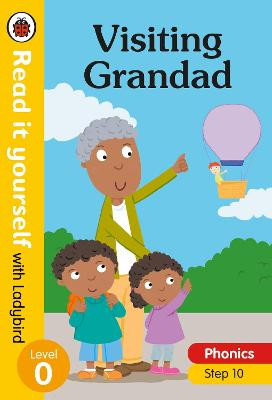 VISITING GRANDAD - READ IT YOURSELF WITH