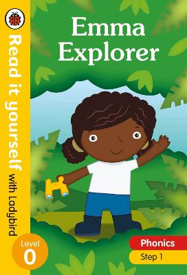 EMMA EXPLORER - READ IT YOURSELF WITH LA