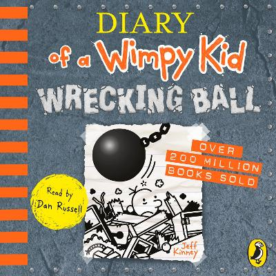 DIARY OF A WIMPY KID: WRECKING BALL (BOO