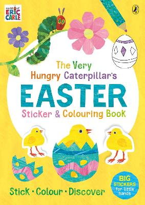 THE VERY HUNGRY CATERPILLARS EASTER STI