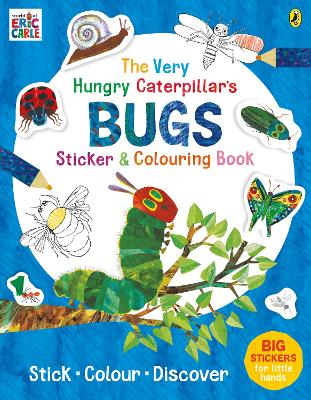 THE VERY HUNGRY CATERPILLARS BUGS STICK