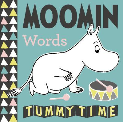 MOOMIN BABY: WORDS TUMMY TIME CONCERTINA
