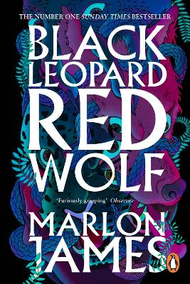BLACK LEOPARD, RED WOLF: DARK STAR TRILO