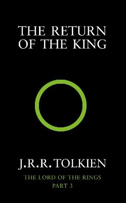 The Lord of the Rings Return of the King v.3