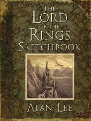 "The ""Lord of the Rings"" Sketchbook Portfolio"
