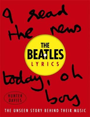 THE BEATLES LYRICS  *HACHETTE WORLDWIDE
