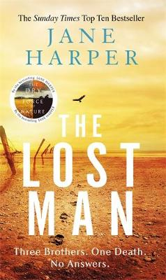 THE LOST MAN: BY THE AUTHOR OF THE SUNDA