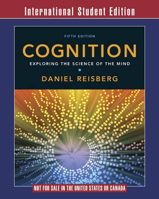 COGNITION: EXPLORING THE SCIENCE OF THE