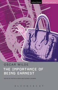 **THE IMPORTANCE OF BEING EARNEST