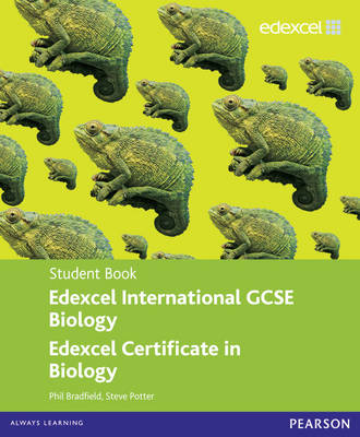 Edexcel International GCSE Biology Student Book with ActiveBook CD