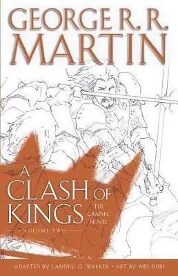 CLASH OF KINGS GRAPHIC VOL. 2