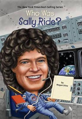 WHO WAS SALLY RIDEx