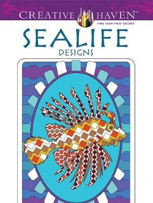 SEALIFE DESIGNS COLORING BOOK