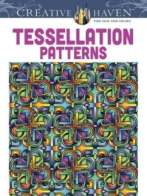 TESSELLATION PATTERNS COLORING BOOK