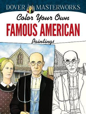 COLOR YOUR OWN FAMOUS AMERICAN