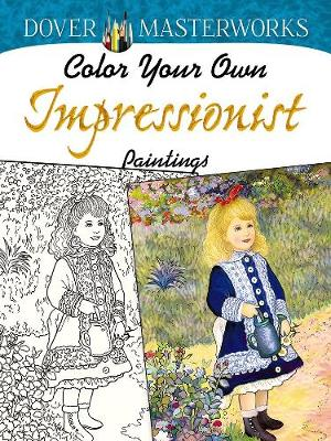 COLOR YOUR OWN IMPRESSIONIST PAINT