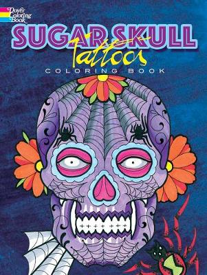 DAY OF THE DEAD DESIGNS COLORING BOOK
