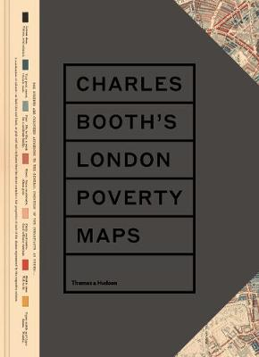CHARLES BOOTHS LONDON POVERTY MAPS