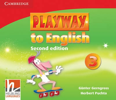 Playway to English Level 3 Class Audio CDs (3) Level 3