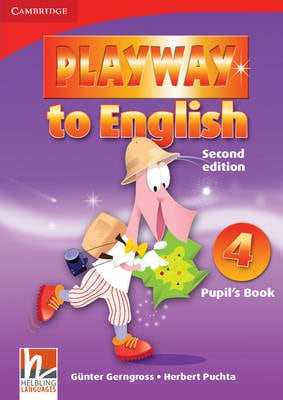 Playway to English Level 4 Pupil's Book Level 4