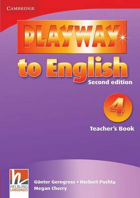 Playway to English Level 4 Teacher's Book Level 4