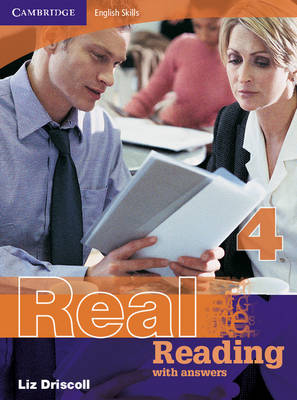 Cambridge English Skills Real Reading 4 with Answers Level 4