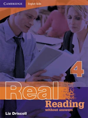 Cambridge English Skills Real Reading 4 without Answers Level 4